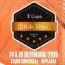 2 CLASSE FEMININA/INICIANTE COPA JDB