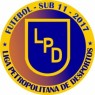CAMPEONATO MUNICIPAL DE FUTEBOL SUB11 2017