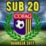 SUB20 COFAG 2017